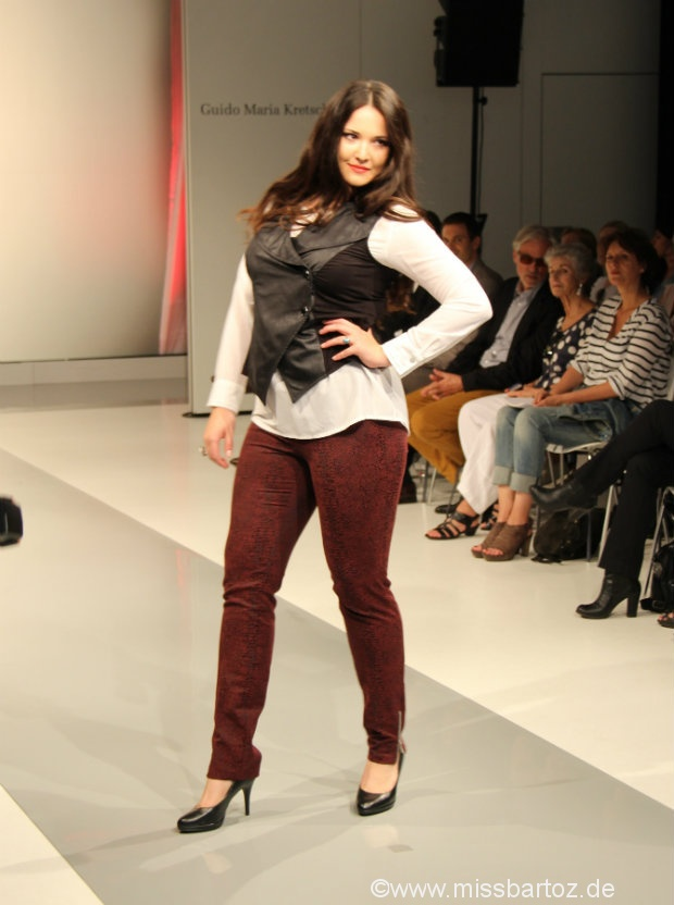 guido maria kretschmer plus size  weste