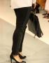 guido maria kretschmer plus size fransen detail leggins