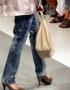 guido maria kretschmer plus size jeans detail