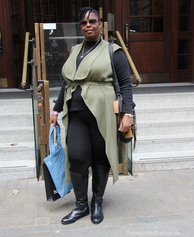 plus size styles london