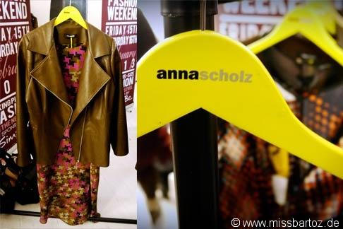 Mode für mollige Frauen von Anna Scholz.