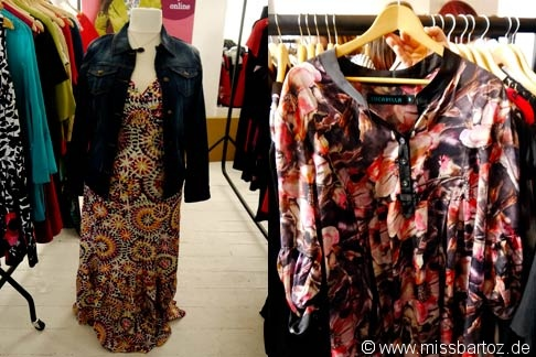 Kleider ub großen Größen von Lucabella und Curvissa