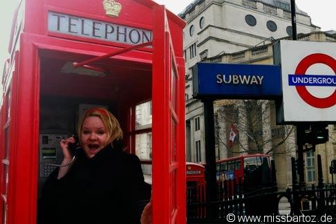 miss Bartoz beim London Plus-Size Fashion Weekend