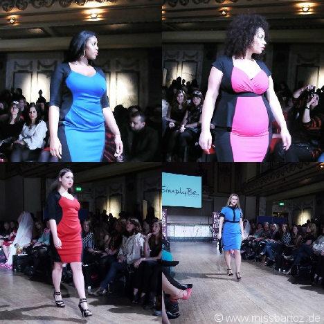 scarlett und jo British Plus Size Fashion Weekend