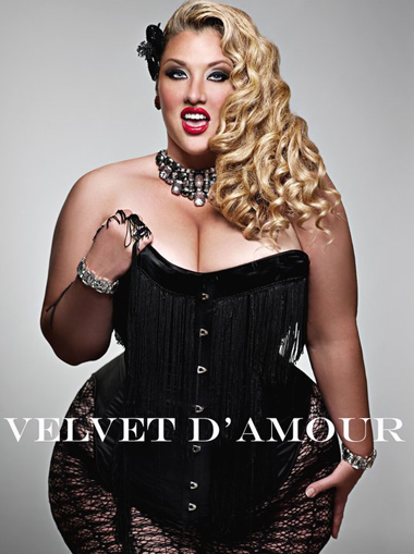 Velvet d Amour Archive   Plus Size Blog - Mode - Models - Magazin 8ee4493b3c