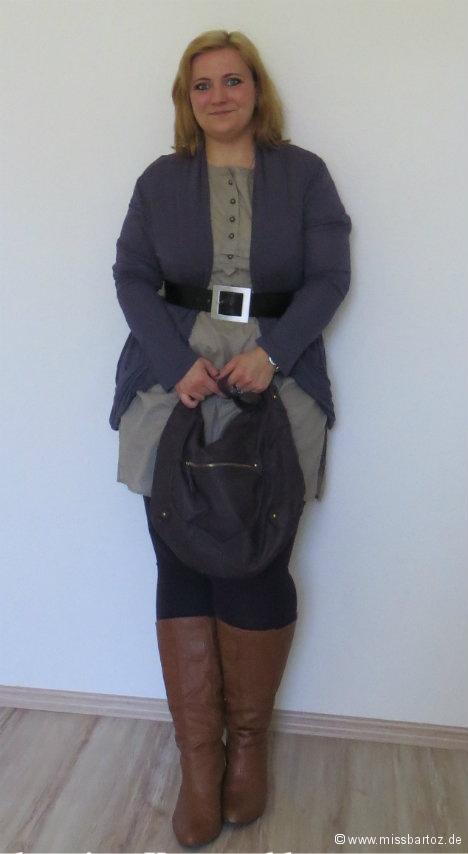 guertel xxl plus size outfit