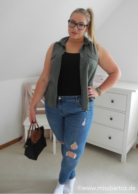 Jeans in Plus Size