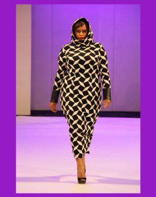 Ausgefallene Mode für Mollige Plus Size Fashion Show