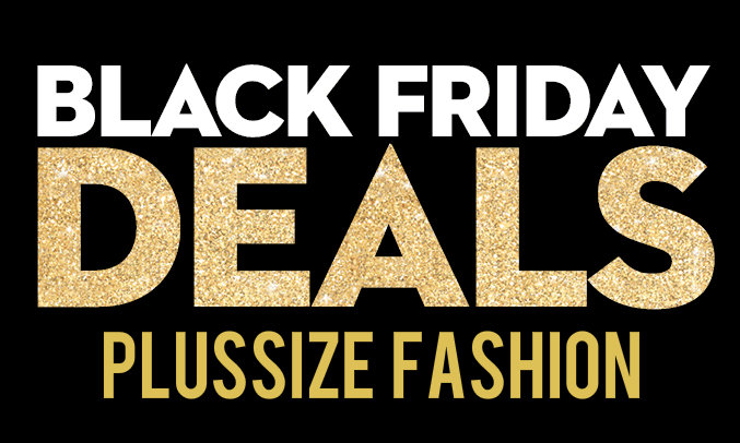 Black Friday 2019 die besten Plus Size Fashion Deals