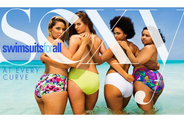 Bikini Plus Size Swimsuitsforall