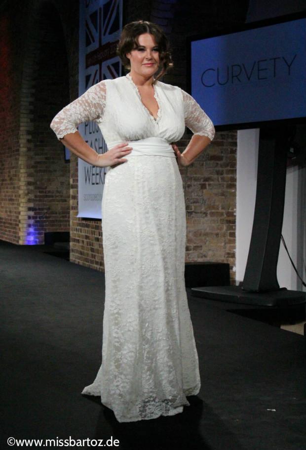 Brautkleid lang plus size