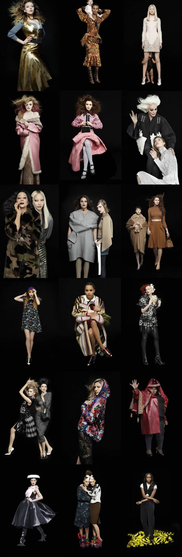 Diversity Harpers Bazaar