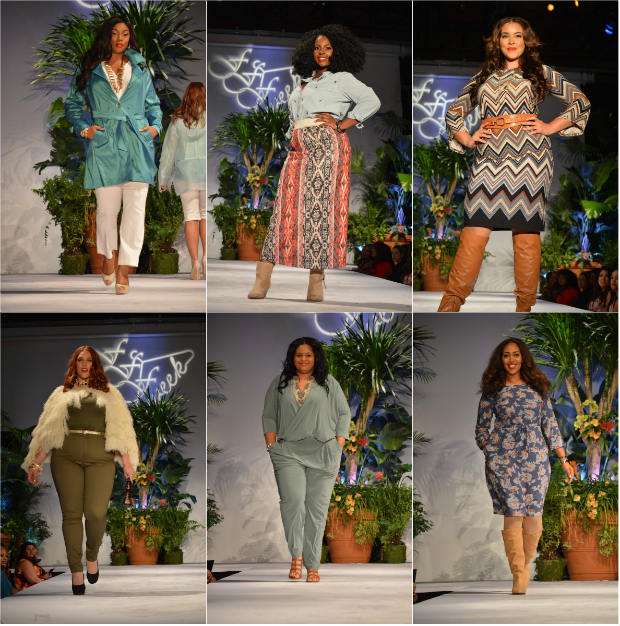 Full Figured Fashion Week 2015