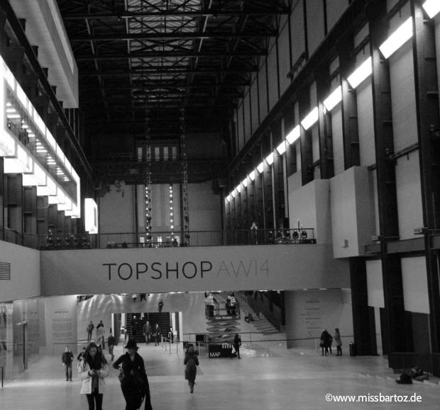 Inspiration Kunst Tate modern Topshop