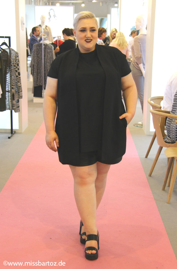 Isabell Decker Plus size Bloggerin