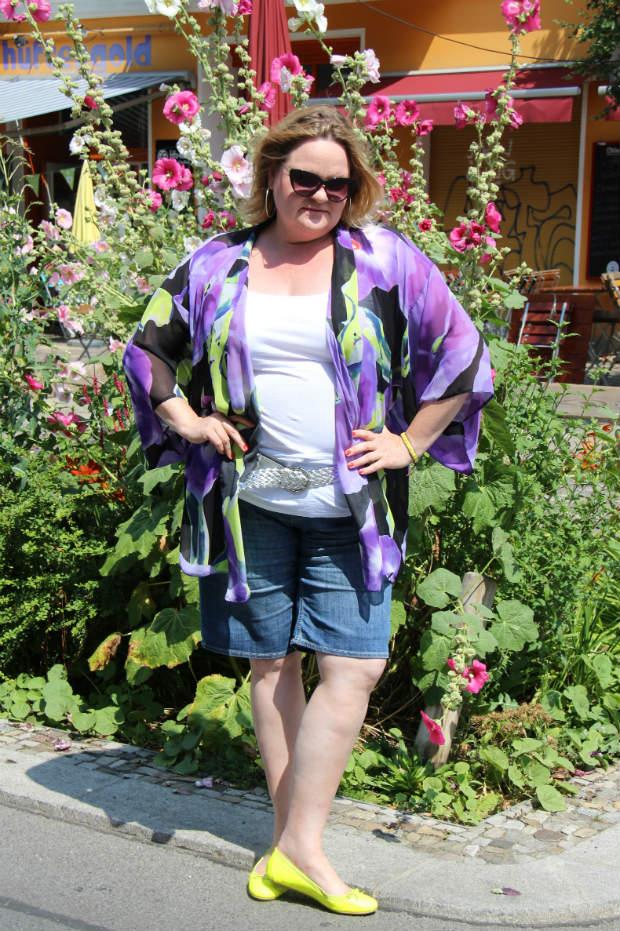 Kimono Blumen 2