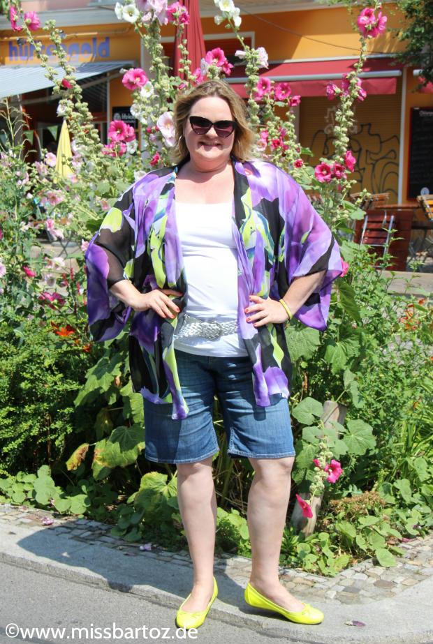 Kimono Blumen me