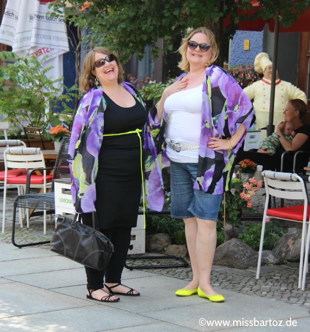 Kimono gemeinsam