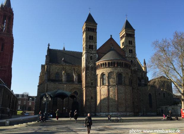 Maastricht kirche