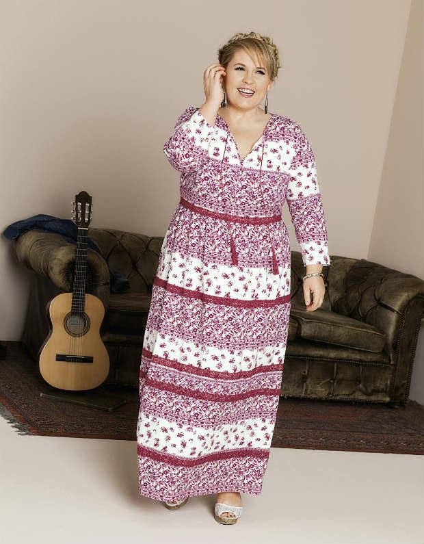 Maite Kelly Gipsy kleid