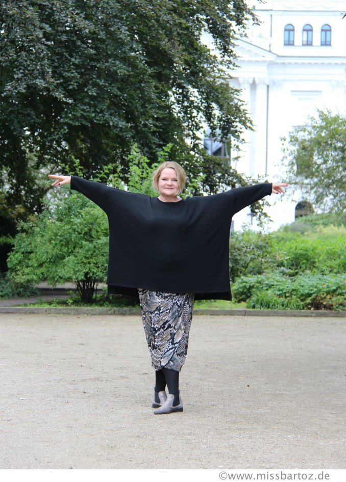 missbartoz Oversize Look in plus size