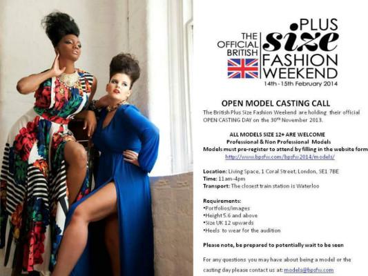 Plus Size Fashion Weekend 2014 1