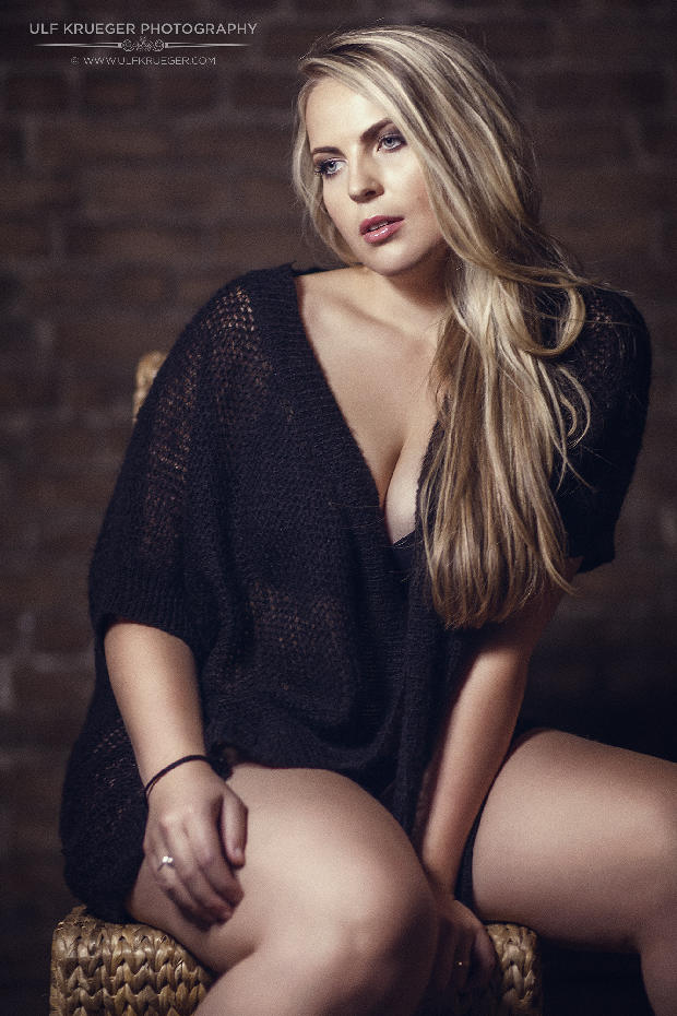 Plus Size Model Interview KristinaDiener Photo by UlfKrueger
