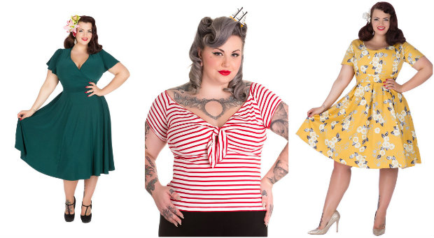 Rockabella plus size