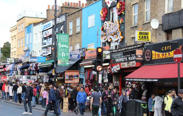 Sonntags Camden Market