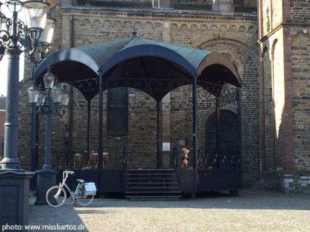 Stadtansicht Maastricht pavillion