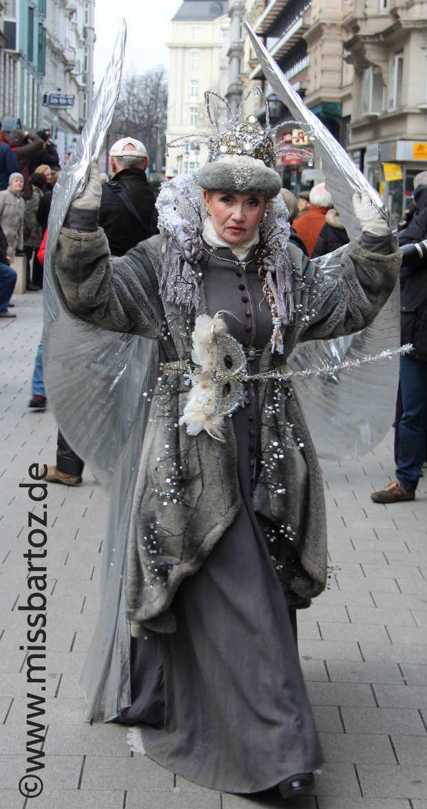 Venezianischer Karneval in Hamburg