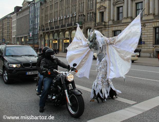 Venezianischer Karneval in Hamburg 11