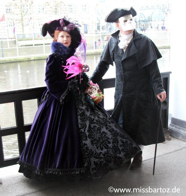 Maskenzauber Hamburg