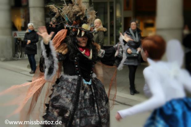 Venezianischer Karneval in Hamburg 2