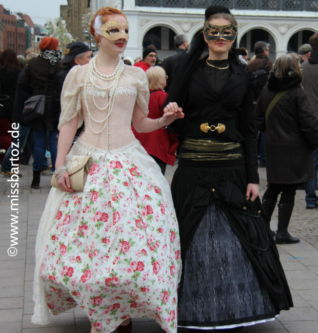 Venezianischer Karneval in Hamburg 31