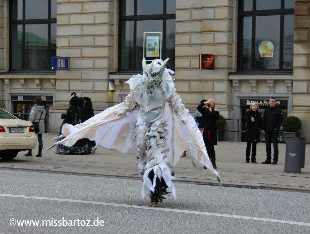 Venezianischer Karneval in Hamburg 8