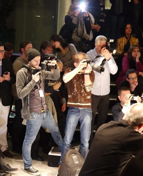 fashion week photographers