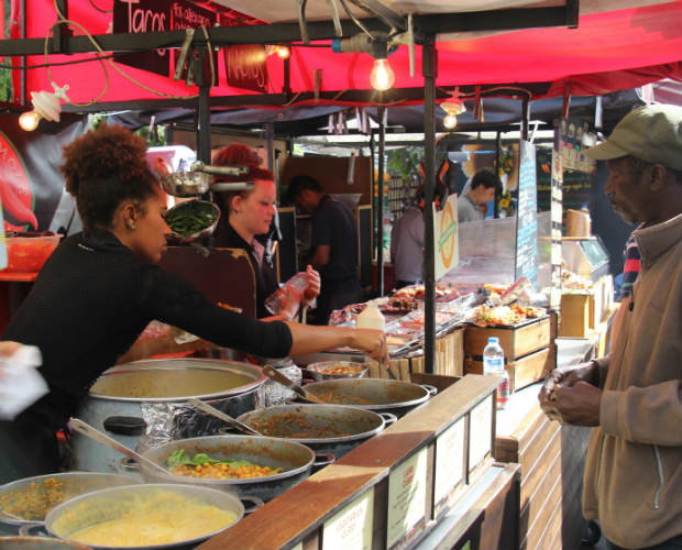 foodmarktet Camden