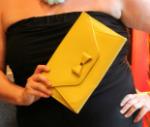 gelbe clutch