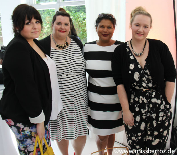 gestreift ICH DARF DAS Bloggerinnen