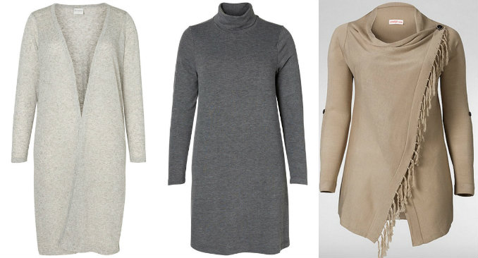 herbst styling plus size strick
