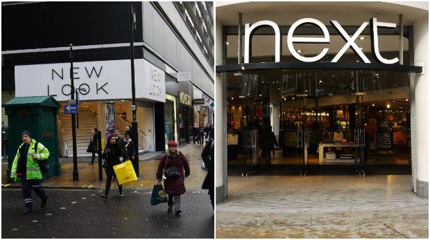 shopping London
