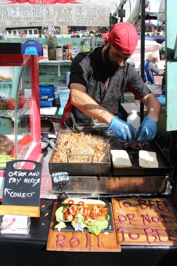 slowfood camden market