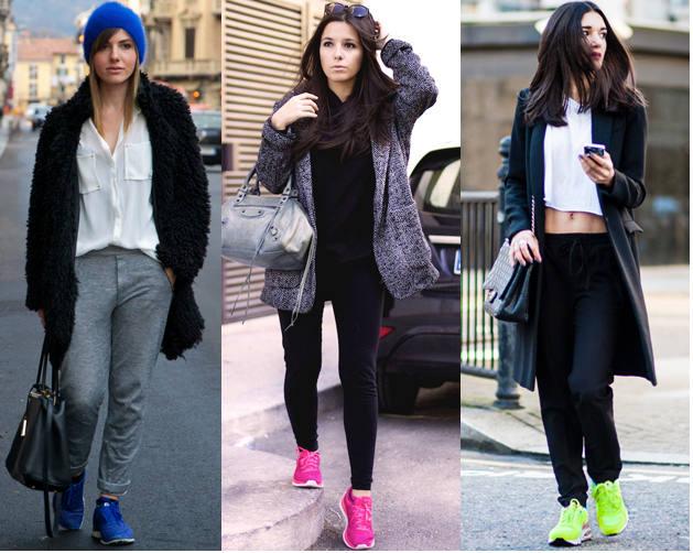 sportswear Casual chic