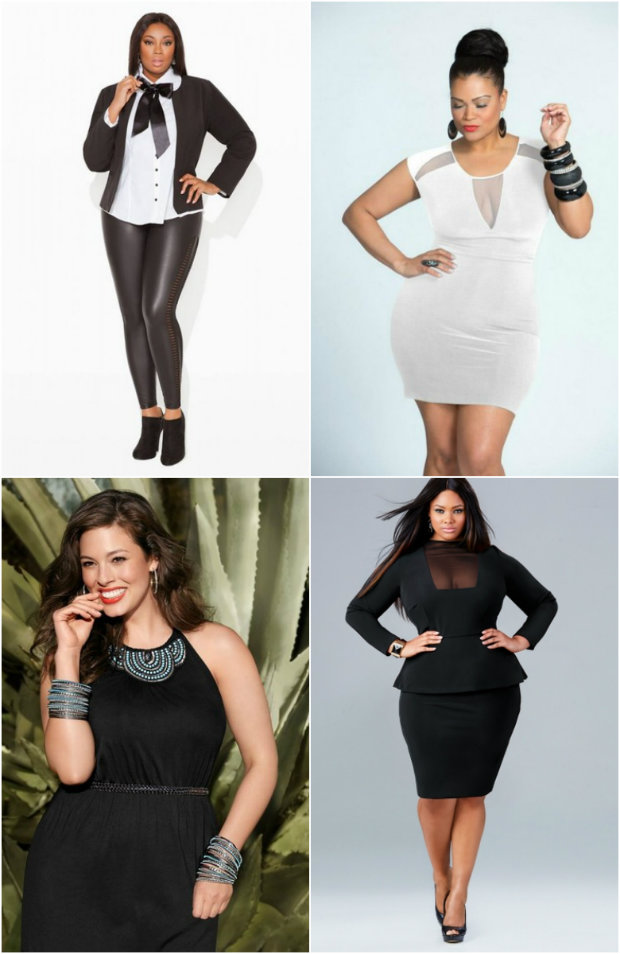 top 5 Plus Size Models