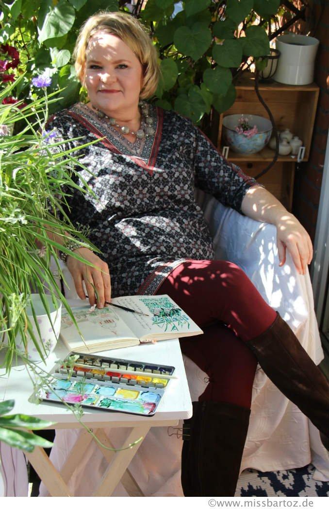 tunika outfit xxl-herbstoutfit